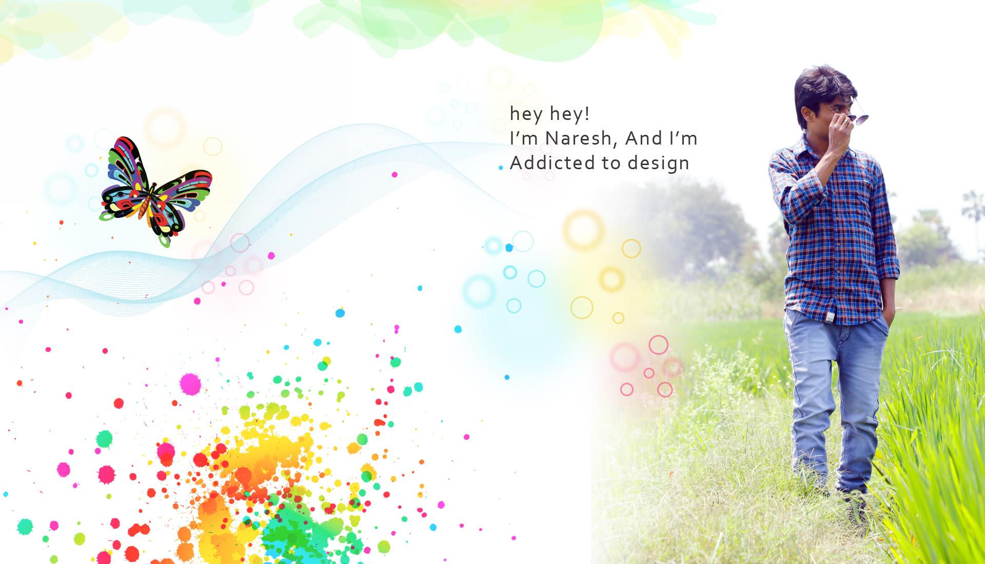 Bojjam Naresh Web Design